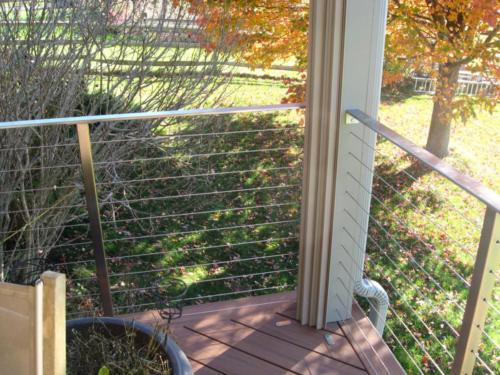 Front Porch Cable Railing Front Porch Cable Railing fencing feeney stainless steel cable railing feeney cable rail 3072 X 2304